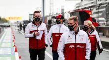 Wetter bremst Schumacher aus: Kein Training in der Eifel
