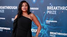 Taraji P. Henson opens up about her 'suffocating' depression and anxiety