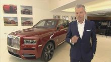 Take a tour of the new Rolls-Royce $325,000 SUV