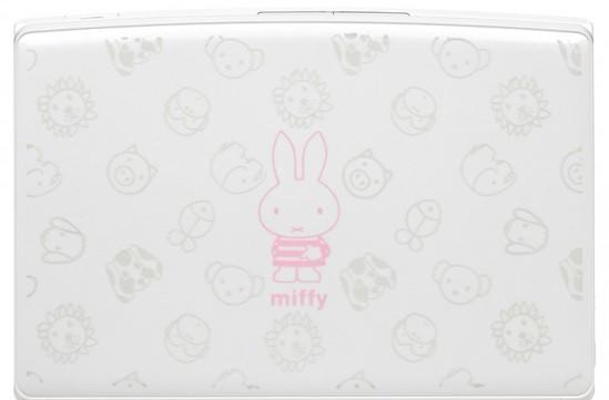 Onkyo netbook gets covered inside and out with Miffy