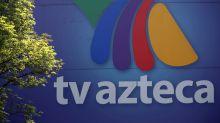 Forman equipo contra TV Azteca para que les pague US$400M