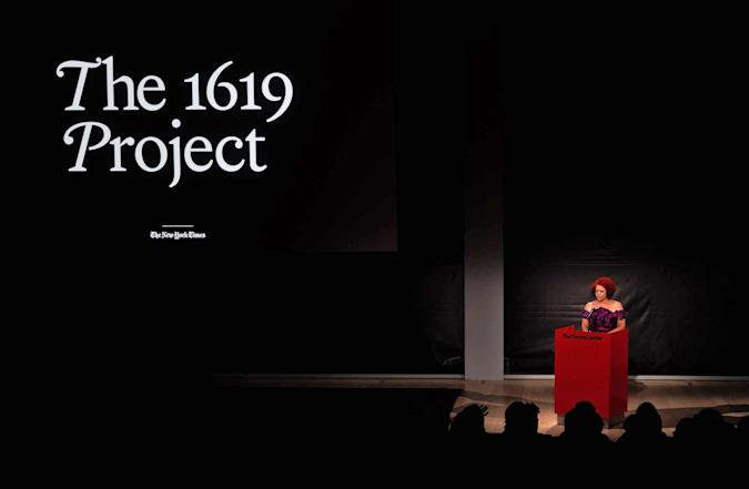 A Hulu docuseries based on the The New York Times' 1619 Project is on the way