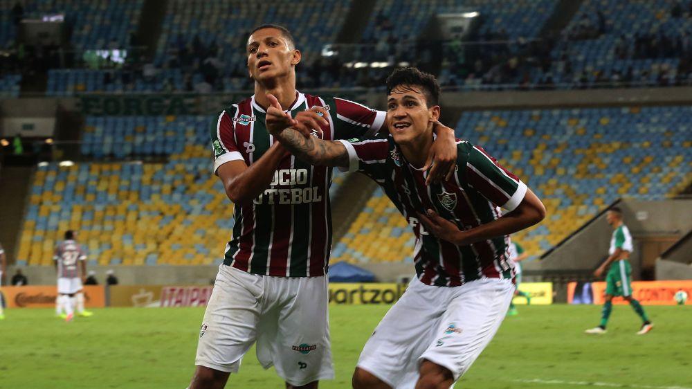 Richarlison é a opção ideal para ser o 'homem-gol' do Fluminense contra o Botafogo