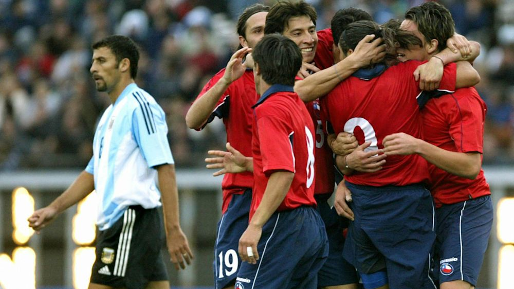 ¿Cuándo fue la última vez que Chile que sacó un punto en Buenos Aires?