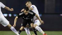 Martino se estrena con triunfo de México sobre Chile