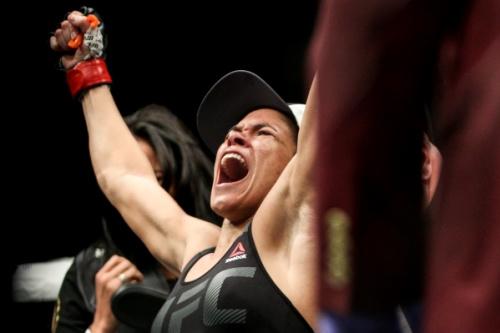 Amanda Nunes nocauteou Ronda Rousey no UFC 207 - Rigel Salazar