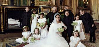 Princess Diana connection in royal wedding photos