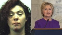 Alleged Drunk Driver Claimed Her Name Was 'Hillary Clinton' After Fleeing Police: Cops