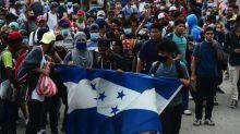Caravanas de migrantes: sale desde Honduras la primera en tiempos de coronavirus y a un mes de las elecciones en EE.UU.