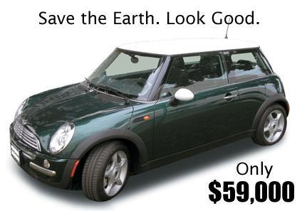 Hybrid Tech building an electric Mini Cooper, will charge a bundle
