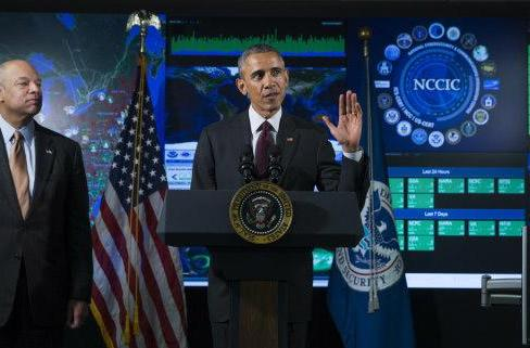 Obama's executive order urges companies to share cyberthreat data