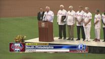 Charlie Manuel honored on Phillies Wall of Fame