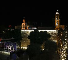 Christmas tree-lighting in Bethlehem a muted, virtual event