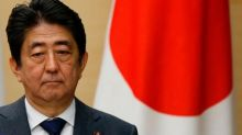 Scandals threaten Japanese prime minister Shinzo Abe's grip on power