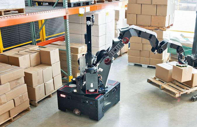Boston Dynamic's new warehouse robot won't be doing any backflips