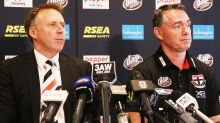 'Really bad look': AFL great slams Alan Richardson press conference