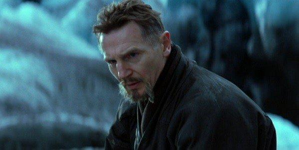 Liam Neeson won't be doing any more superhero movies or 'exhausting' green screen