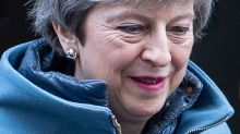 May heads back to Brussels but EU not budging on Brexit backstop
