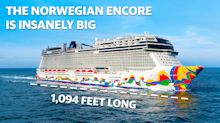 New $1.1 billion Norwegian Cruise Line ship is fully decked out