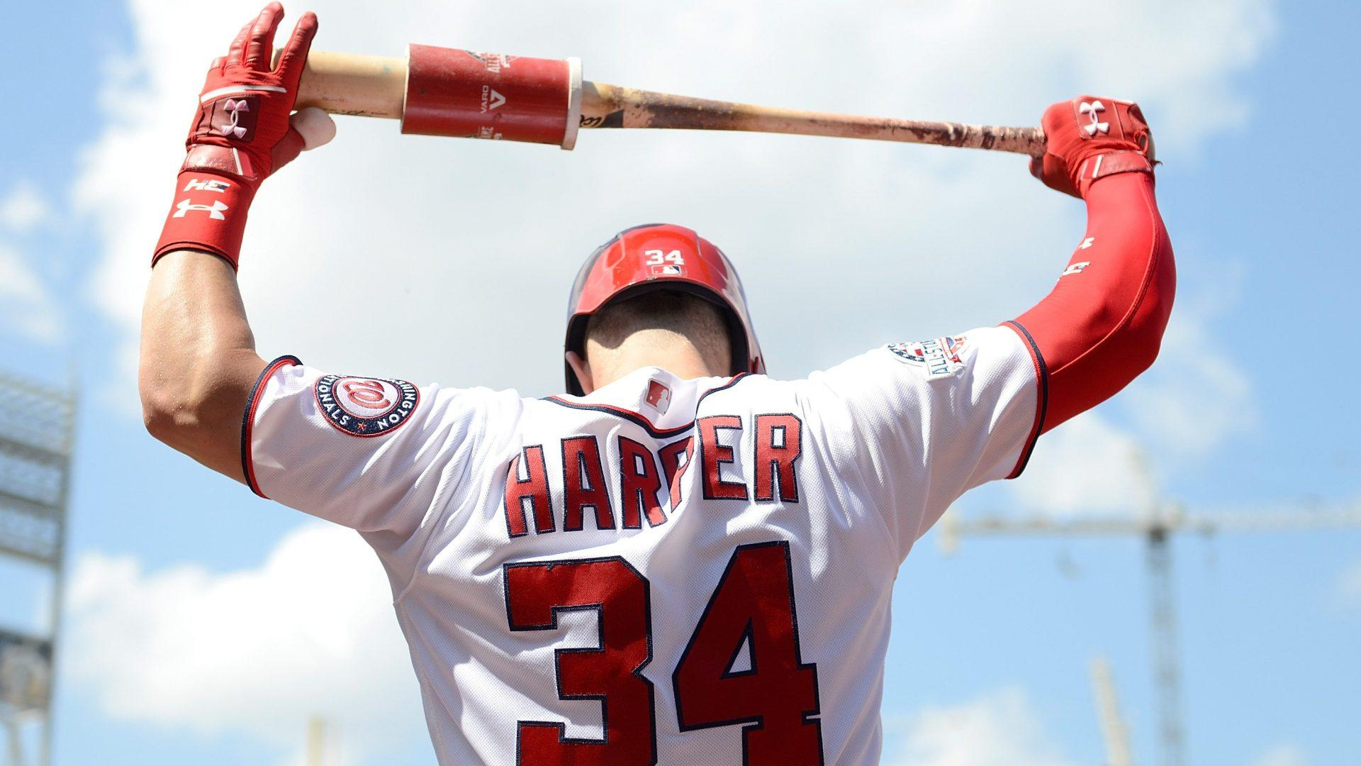 "The Nationals' ""$300 million offer"" to Bryce Harper was not as good as you think"