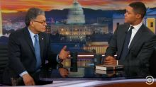 Al Franken Connects Trump's Climate Accord Withdrawal to Russian Hack on 'Daily Show'