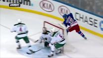 Zuccarello buries pass from Brassard