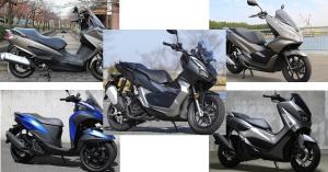 【試乘報告】150cc級距人氣速可達車款亂鬥!