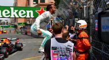 Grille de départ du GP de Monaco: Hamilton (Mercedes) en pole