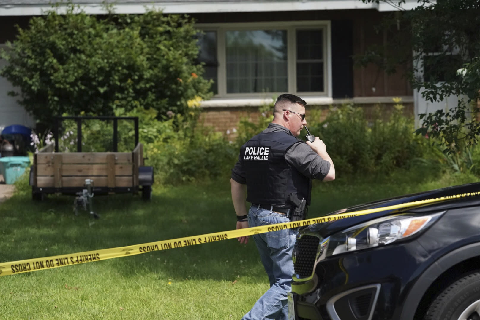 The Latest: Wisconsin sheriff draws parallel with Closs case