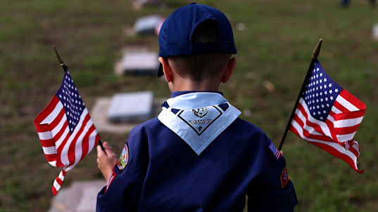 Cub Scout kicked out: 'None of that makes sense to me'