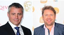 James Martin says he's not been contacted about replacing Matt LeBlanc on 'Top Gear'