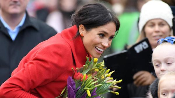 Image result for serena williams and meghan markle pregnancy