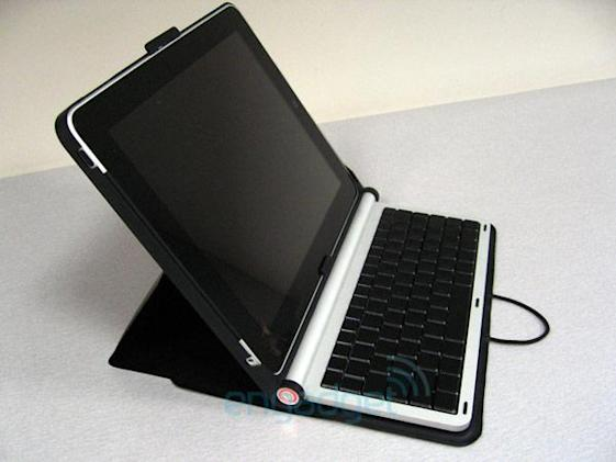Adonit Writer adds one more option to the iPad folio + keyboard barrage