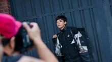 Rain最新幕後照公開 爆發黑色Swag魅力