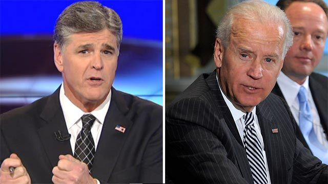 Hannity on Biden 2016