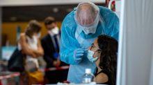 Coronavirus : la France a dépassé l'objectif des 700 000 tests par semaine, annonce Olivier Véran