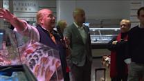 Chef Mario Batali`s sneak peak of Eataly Chicago