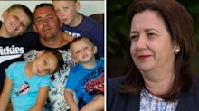 'I've lost loved ones': QLD premier tears up after border grilling