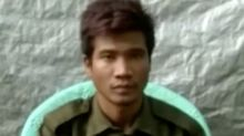 'Maten a todos los que vean': dos soldados birmanos hablan por primera vez sobre la matanza de rohinyás