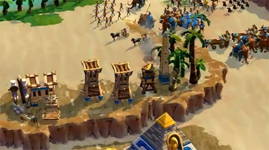Age of Empires Online posts first dev diary video