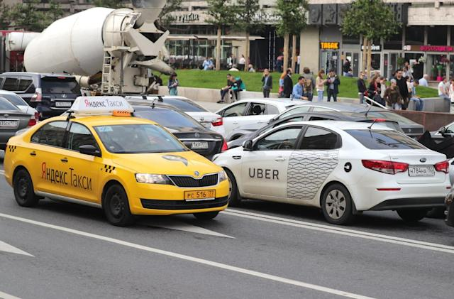 Uber gets the go-ahead for its Russian merger