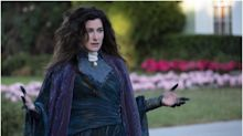 Kathryn Hahn had to wear a cooling suit underneath her 'WandaVision' costume because they shot at the height of summer