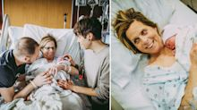 Woman, 61, gives birth to her own granddaughter