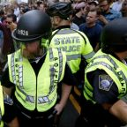 Protests erupt from Boston to California as Confederate monument tensions boil over