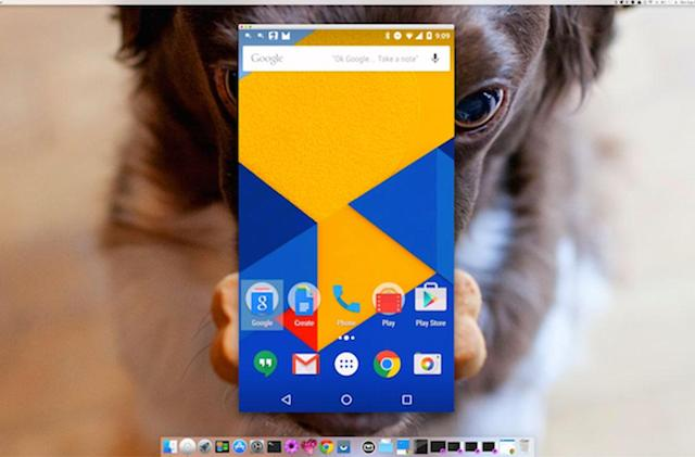 Mirror your Android device on your Mac or PC with Vysor