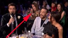 This Haim sister's photobomb of Cheryl and Liam Payne is a joy to behold