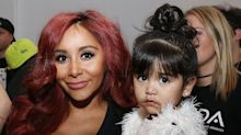 "Snooki Responds to Being Mom-Shamed for ""Not Combing"" Her 4-Year-Old Daughter's Hair"