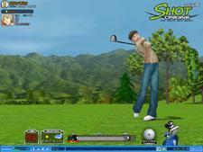 MMO golf game tees off