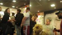 Ella insulta a un chico gordo en McDonalds, ¡y recibe su karma instantáneo!