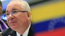 El 'candidato' insólito que surge en Venezuela en medio de la crisis: un cuestionado exministro de Petróleo de Chávez